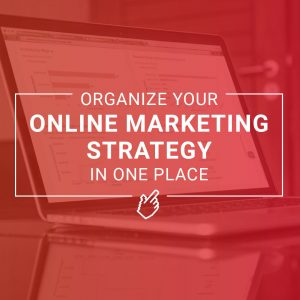 How to organize your online marketing strategy | ProFromGo Internet Marketing