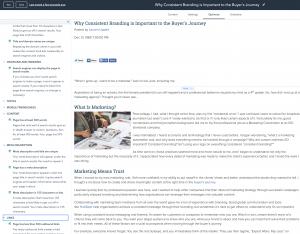 Blogging in Hubspot | ProFromGo Internet Marketing
